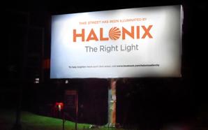 & Halonix lights up peopleu0027s lives with novel OOH initiative azcodes.com