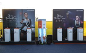 Gionee in high tempo at Sunburn Festival in Pune