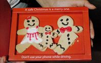 Curious Case of Christmas Cookies - Vodafone India