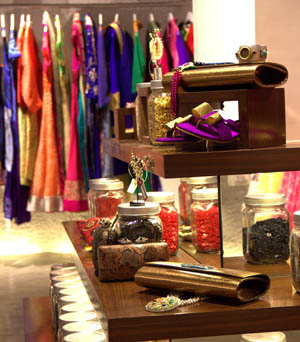 Designer Indian Clothing Stores Delhi second boutique in Delhi