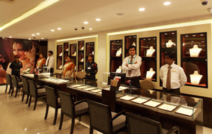 Tanishq currently has 27 showrooms in East region of which 10 are ...