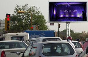 NS Publicity bags LED unipoles tender in Jaipur