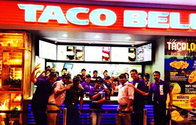 Taco Bell expands its footprint in Mumbai
