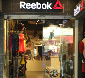 Reebok launches Fit-Hub concept store at GK b5c8ccc37