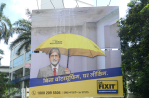Dr Fixit Goes Outdoor With Waterproofing Solutions