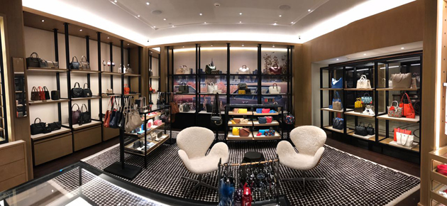 Coach Opens Its Modern Luxury Retail Concept Store In New