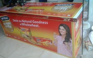 McVitie's goes loud across the nation