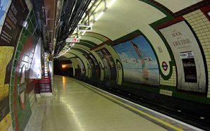 All eyes on Tube advertising in the UK