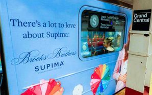 NY-based Brooks Brothers spreads reasons to love Supmia