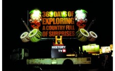 History Channel -  Creating history on OOH