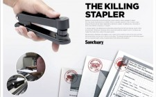 Sanctuary Asia - Killing Stapler - Gold - OAA 2013