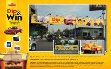 Lipton - Lipton Dip and Win - Gold - Oaa 2013