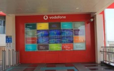Vodafone Belvdere Tower Metro Station