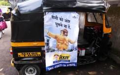 Mumbai's Waterproof Autos