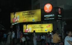 Amazon Wi-Fi at Bus Shelters, Amazon.in