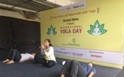 Pharmeasy promotes healthy living at Mumbai metro stations