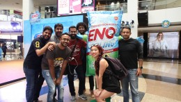 ENO leverages AR to drive its Freeze Off campaign in 5 cities
