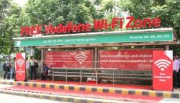 Vodafone inaugurates 1st Wi-Fi enabled BQS in Gurugram