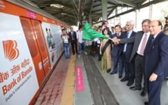 Bank of Baroda etches its brand on Andheri Metro Station name