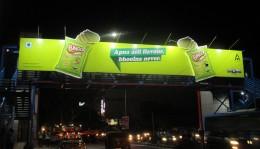 Bingo makes a neat cut on Bengaluru skywalk