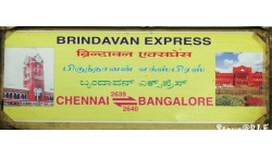 Southern Railway invites bids for ad rights on Brindavan Express