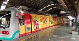 Adani Fortune makes a big splash on 5 Delhi Metro lines