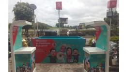 Vodafone celebrates environment-friendly Ganeshotsav