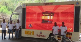 Origins Advertising launches moving LED formats for semi-urban markets