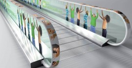 State-of-the-art ad-roller® set to invade malls, airports with innovative media