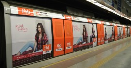 FBB boards Delhi Metro Line 2 with new offerings