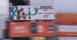 UTV Movies dominates Mumbai outdoor with 'Jashn Kahaaniyon Ka'