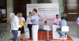 Sharekhan engages employees with out-of-the-box activities