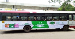 Uni ads bags bus media rights in Hyderabad & Secunderabad