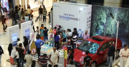 Hyundai taking its 'Safe Move Phase 3' to malls, schools