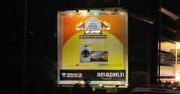 Amazon goes big on OOH to showcase its Great Indian Festival Sale