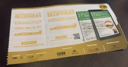 Ambient airport advertising shrinks as luggage tags, boarding passes become passe