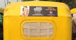ALTBalaji hails 20,000 auto rickshaws to promote Ragini MMS Returns