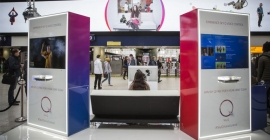 Sky promotes next-gen TV platform via Augmented Reality campaign at London's Waterloo Station