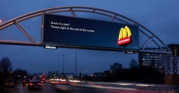 McDonald's whips up data-driven campaign in UK
