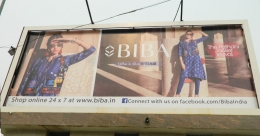 BIBA hits the streets to showcase autumn winter collection