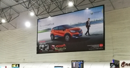 Marriot, Renault foremost advertisers at Coimbatore Airport