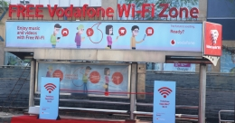Vodafone launches 3rd Wi-Fi enabled BQS in Delhi NCR