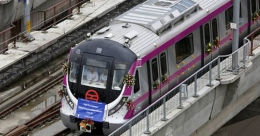 DMRC turns a new leaf with Magenta Line