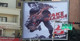 Thums Up Charged goes ballistic in the outdoor