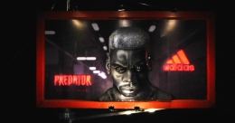 Adidas turns the spotlight on 'Predator' with 3D innovation