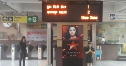 Pioneer Publicity to put up digital screens at DMRC Line 7, 8 stations
