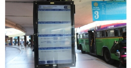 Vyoma Media augments bus info display units at 11 BMTC bus stations
