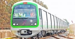 Bangalore Metro enters fast lane, leg up for OOH