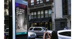 Intersection selects Broadsign to power ads on digital signage network