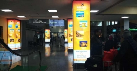 Orango Solutions introduces eco-friendly signages at Srinagar Airport